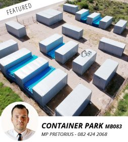 Petro Properties Container Park For Sale MB083 Home Feature copy